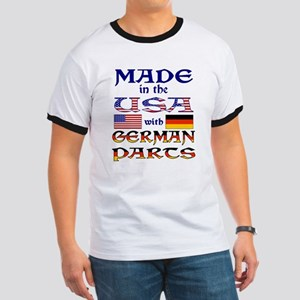 Made USA With German Parts Ringer T