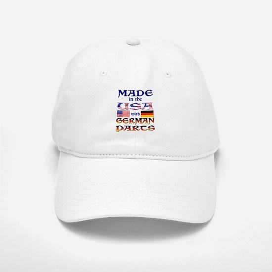 Made USA With German Parts Baseball Baseball Cap
