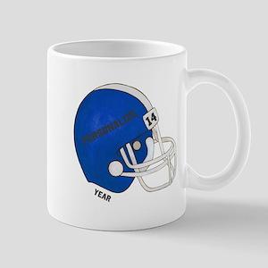 Football Helmet Mug