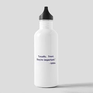 LOYALTY... Water Bottle