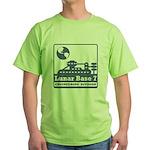 Lunar Engineering Division Green T-Shirt