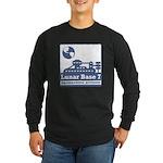 Lunar Engineering Division Long Sleeve Dark T-Shir