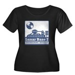 Lunar Engineering Division Women's Plus Size Scoop