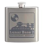 Lunar Engineering Division Flask