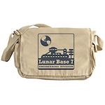 Lunar Engineering Division Messenger Bag