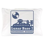 Lunar Engineering Division Pillow Case