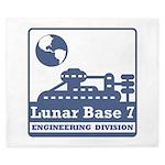 Lunar Engineering Division King Duvet