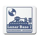 Lunar Engineering Division Mousepad