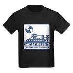 Lunar Engineering Division Kids Dark T-Shirt