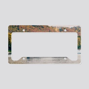USS LST 325 License Plate Holder