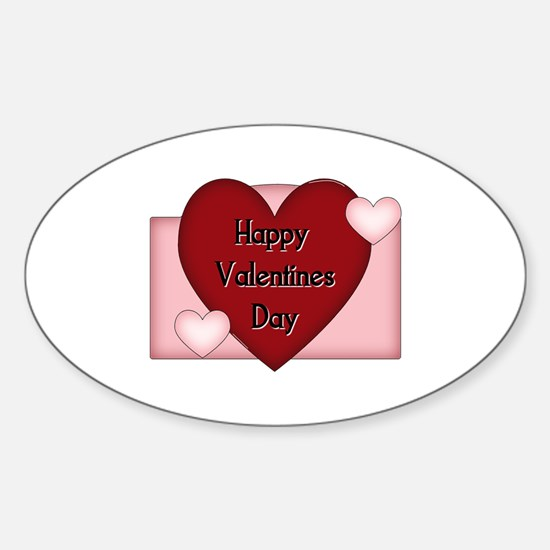 Valentines Day Decal