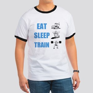 EAT SLEEP TRAIN T-Shirt