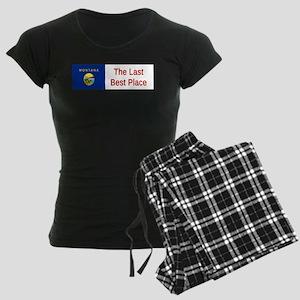 Montana Motto #6 Pajamas