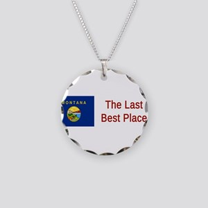 Montana Motto #6 Necklace