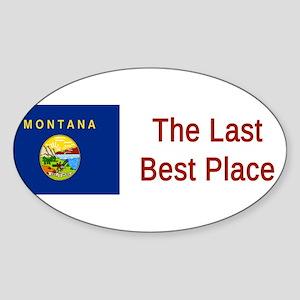 Montana Motto #6 Sticker