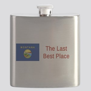 Montana Motto #6 Flask
