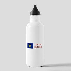 Montana Motto #6 Water Bottle
