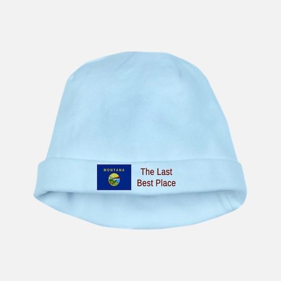 Montana Motto #6 Baby Hat