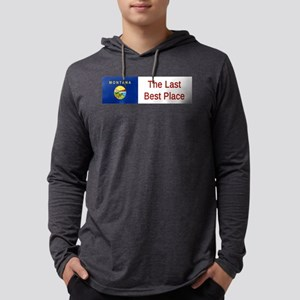 Montana Motto #6 Long Sleeve T-Shirt