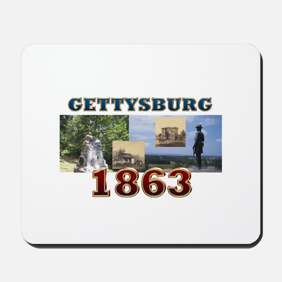 ABH Gettysburg Mousepad