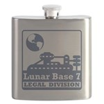 Lunar Legal Division Flask