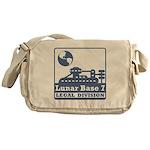 Lunar Legal Division Messenger Bag