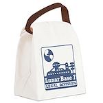 Lunar Legal Division Canvas Lunch Bag