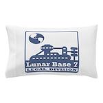 Lunar Legal Division Pillow Case