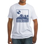 Lunar Legal Division Fitted T-Shirt
