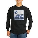 Lunar Legal Division Long Sleeve Dark T-Shirt