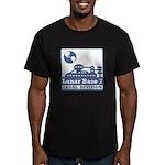 Lunar Legal Division Men's Fitted T-Shirt (dark)