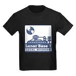 Lunar Legal Division Kids Dark T-Shirt