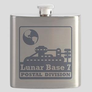 Lunar Postal Division Flask