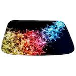 Colorful Stars Bathmat