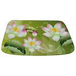Lotus Flowers Bathmat