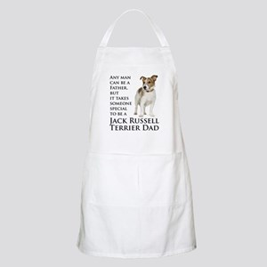 Jack Russell Dad Apron