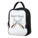 Bart Brat Neoprene Lunch Bag