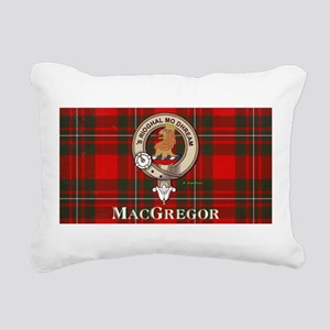 MacGregor Design Rectangular Canvas Pillow