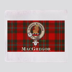 MacGregor Design Throw Blanket