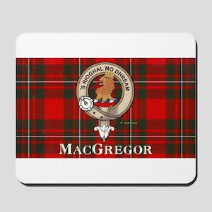 MacGregor Design Mousepad