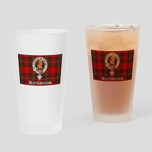 MacGregor Design Drinking Glass