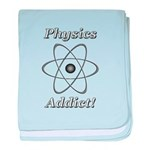 Physics Addict baby blanket
