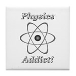 Physics Addict Tile Coaster
