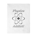 Physics Addict Twin Duvet