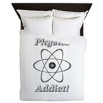 Physics Addict Queen Duvet