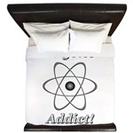 Physics Addict King Duvet