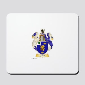 Greer Mousepad