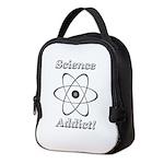 Science Addict Neoprene Lunch Bag