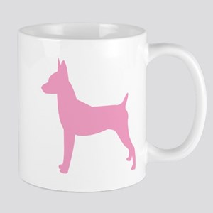 Just Toy Fox (Pink) Mug