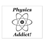 Physics Addict Small Poster